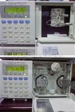 LC-10ADvp+SPD-10Avp二手液相岛津单泵85成新