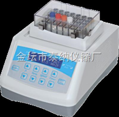 TCS100多功能恒温混匀仪(加热型)