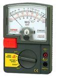 DM1008S日本三和DM1008S指针式兆欧表