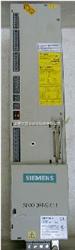 西门子数控6SN1145电源黄灯不亮维修