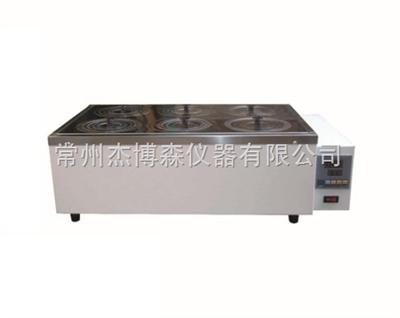 HHS-21-6双列6孔电热恒温水浴锅