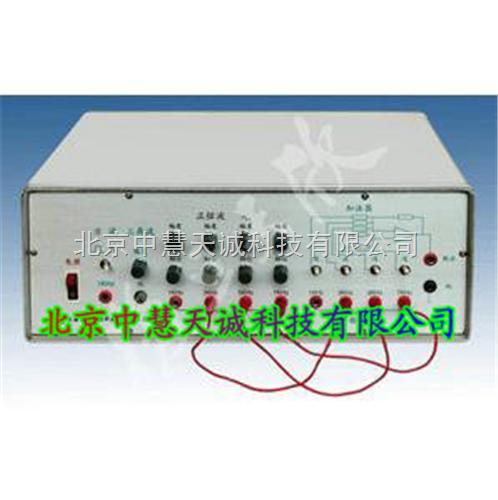 傅里叶分解合成仪/傅里叶频率合成试验仪 型号:SHFLY-I