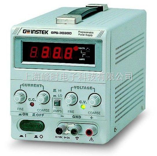 GPS-3030D台湾固纬线性直流电源