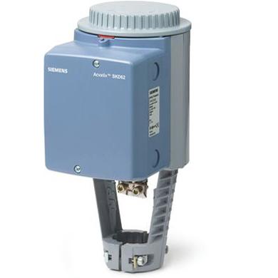 西门子电动执行器,skd62电动二通阀