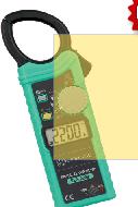 日本共立KEW2200钳形电流表