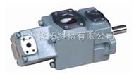 YUKEN双联定量叶片泵,日本油研YUKEN双联定量叶片泵