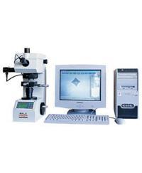 华银图像处理显微维氏硬度计