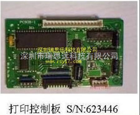 omegameter 600smd omega 600smd测试仪打印控制板