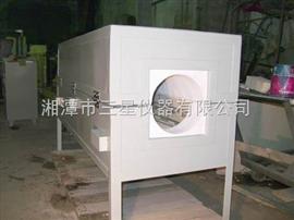 SK-24-12K开启式管式电阻炉