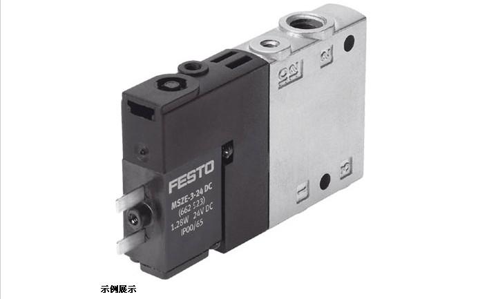 CPE14-MIBH-5/3GS-1/8德国FESTO电磁阀现货特价长期供应!