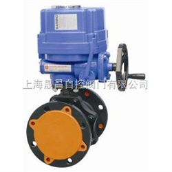 ZHJQ上海-调节球阀-电动调节球阀