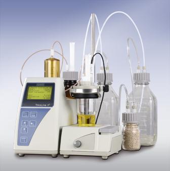 SCHOTT TitroLine KF卡式水份分析仪