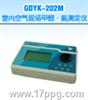 GDYK-202M室内空气现场甲醛·氨测定仪