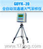 GDYK-20全自动双通道大气采样仪