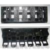 热电偶插头安装支架|6位美国omega热电偶插座安装支架
