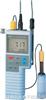 6350Jenco6350便携式酸碱度ORP电导率TDS盐度测试仪