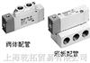 SYA3000日本SMC5通气控阀产品结构