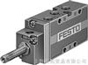MFH-5-1/8-L-B德国FESTO电磁阀