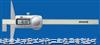 单沟数显深度尺 0-150 0-200 0-300