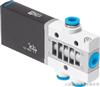 德国FESTO双电控电磁阀MHE3-MS1H-3/2O-QS-6