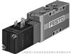 德国FESTO电磁阀MVH-5-1/8-L-S-B