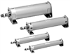 SMC CG1系列标准气缸