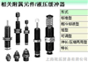 日本smc(可調式)液壓緩沖器