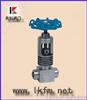 仪表阀,针型阀:GJ61Y承插焊针型阀