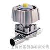 427844L3233BURKERT冷成型不锈钢阀体手动操作膜片阀