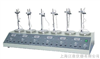 HJ-6A江星厂家直销HJ-6/A-6头数显磁力加热搅拌器一年保修终身维修