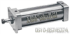 QGB63缸径/GB250缸径/QGB200缸径可调缓冲气缸QGB63系列