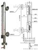 UDZ-10  基型磁浮子翻板液位计