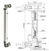UDZ-1J  耐强腐蚀型磁浮子液位计