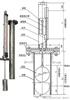 UDZ-3  插入型磁浮球液位计,液位计