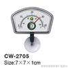 CW-2705 表盘温度计,指针式鱼缸温度计,水族指针式温度计