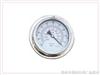 YE-100ZT膜盒压力表(轴向带边型)