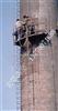 水泥烟囱新建