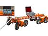 LXBP-5型连续式路面平八轮整度仪/连续式八轮平整度仪