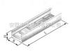 XQJ-LQJ-01AT 型铝合金梯级桥架