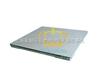 SCS高性能自带引坡1吨小地磅/2吨不锈钢电子地磅
